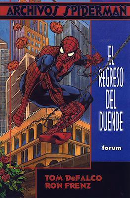 Archivos Spiderman (Rústica con solapas 144-146-196 pp) #1
