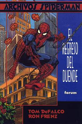 Archivos Spiderman