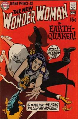 Wonder Woman Vol.1 (Comic Book) #187