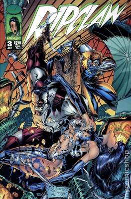Ripclaw Vol. 1 (1995) (Grapa) #3