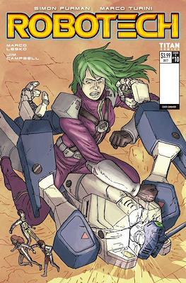 Robotech #10