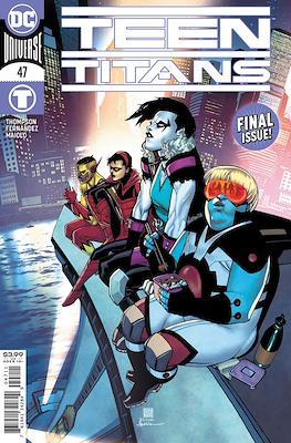 Teen Titans Vol. 6 (2016-2020) #47