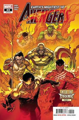The Avengers Vol. 8 (2018-...) #40