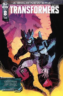 Transformers (2019) (Comic Book) #8