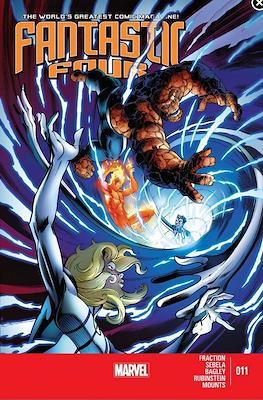 Fantastic Four vol. 4 (Digital) #11