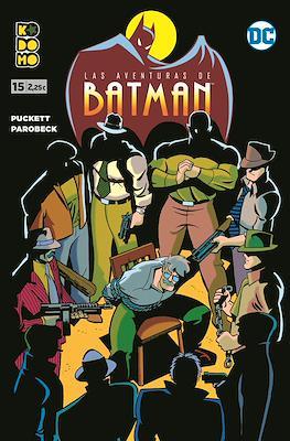 Las aventuras de Batman #15