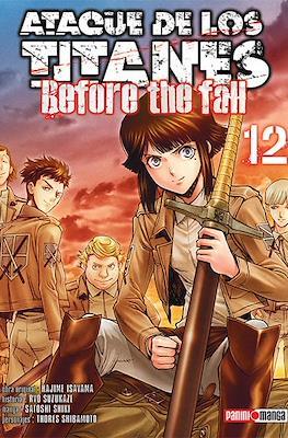 Ataque de los Titanes: Before the Fall #12