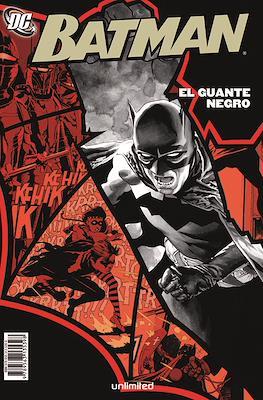Batman. El guante negro
