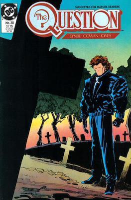 The Question Vol. 1 (Comic-book.) #30