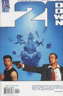21 Down (Comic Book) #5