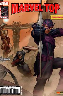 Marvel Top Vol. 2 (Broché) #7