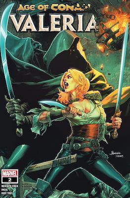 Age Of Conan: Valeria (Comic Book) #2