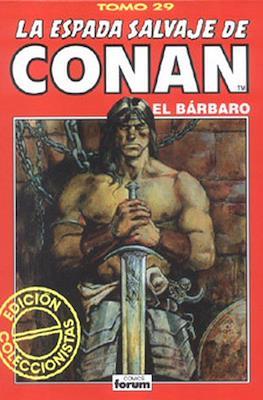 La Espada Salvaje de Conan el Bárbaro. Edición coleccionistas (Rojo) (Cartoné 192 pp) #29