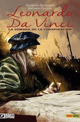 Leonardo Da Vinci: La Sombra de la Conspiración (Cartoné 144 pp) #