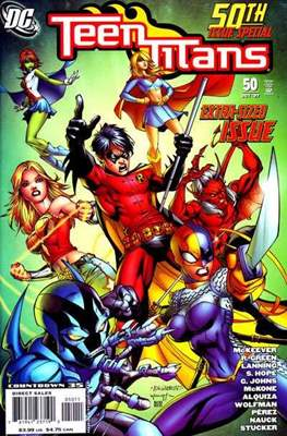Teen Titans Vol. 3 (2003-2011) (Comic Book) #50