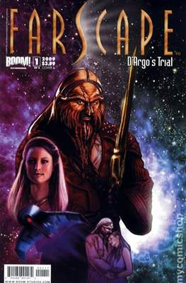 Farscape: Dargo's Trial