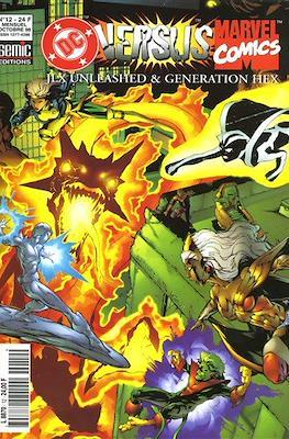 DC versus Marvel (Agrafé) #12
