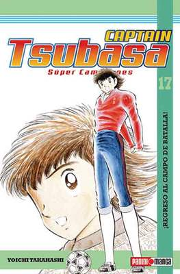 Captain Tsubasa. Super Campeones #17