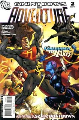 Countdown to Adventure (2007-2008) (Comic Book) #2