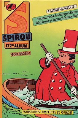 Album Spirou. Recueil du journal (Cartonné) #172