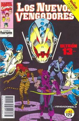 Los Nuevos Vengadores Vol. 1 (1987-1994) (Grapa 32 pp) #63