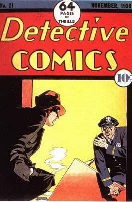 Detective Comics Vol. 1 (1937-2011; 2016-) (Comic Book) #21