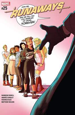 Runaways Vol. 5 (2017- ) (Comic Book) #25