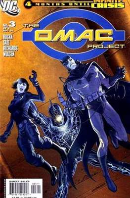 The OMAC project (2005) (Comic book) #3