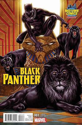 Black Panther (Vol. 6 2016-2018 Variant Cover)
