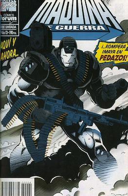 Máquina de Guerra (1995) (Grapa. 17x26. 24 páginas. Color. 1995) #4