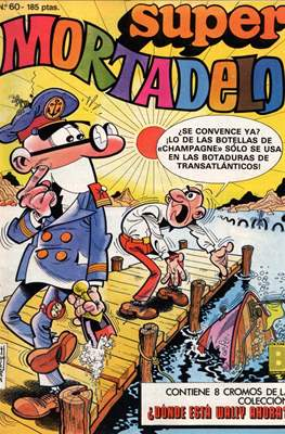Super Mortadelo (Grapa, 52 páginas (1987)) #60