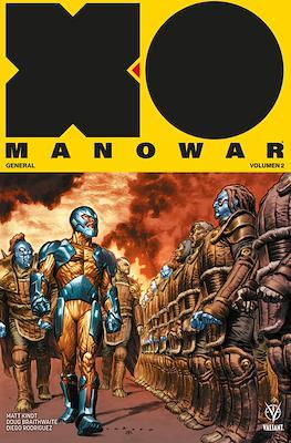 X-O Manowar (2017-) (Rústica 128 pp) #2
