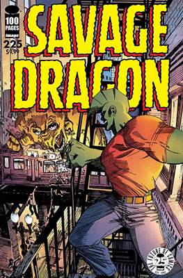 The Savage Dragon (Variant Covers) #225.2