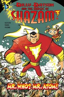 Billy Batson and the Magic of Shazam! (Hardcover 32 pp) #5