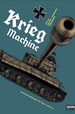 Krieg Machine (Cartoné 80 pp)