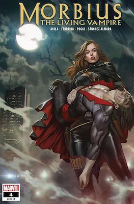 Morbius: The Living Vampire Vol. 3 (Comic Book) #4