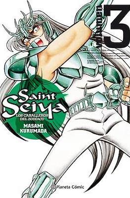 Saint Seiya. Los Caballeros del Zodíaco (Rústica con sobrecubierta) #3