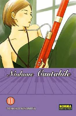 Nodame Cantabile #11