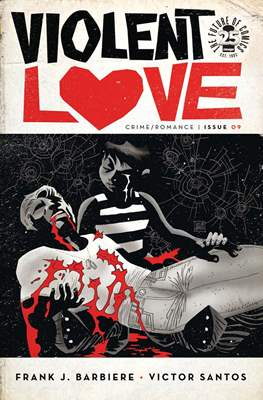 Violent Love (Comic-book) #9