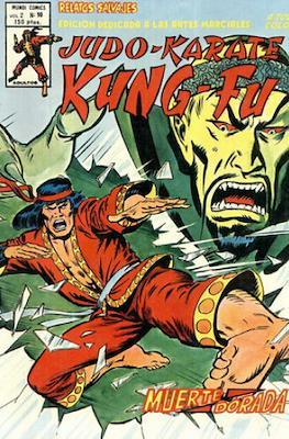 Relatos salvajes: Artes marciales Judo - Kárate - Kung Fu Vol. 2 #10