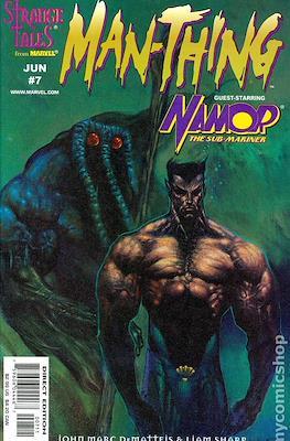 Man-Thing (Vol. 3 1997-1998) (Comic Book) #7