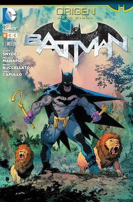 Batman: Nuevo Universo DC / Renacimiento (Grapa) #33