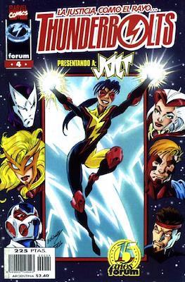 Thunderbolts Vol. 1 (1998-2001) (Grapa 24-40 pp) #4