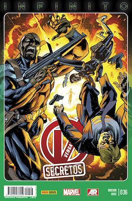 Vengadores Secretos (2011-2015) (Grapa) #36
