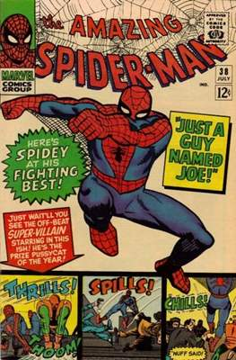 The Amazing Spider-Man Vol. 1 (1963-2007) (Comic-book) #38
