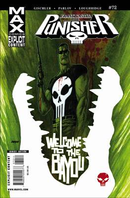 The Punisher Vol. 6 (Comic-Book) #72