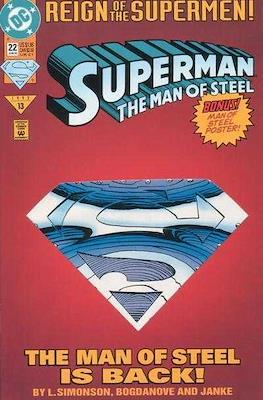 Superman: The Man of Steel (Comic book) #22.1
