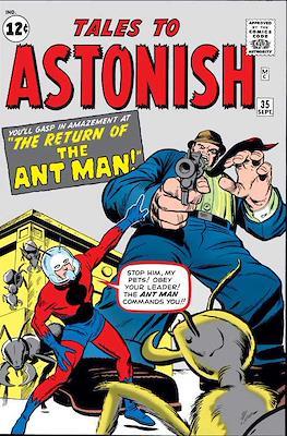 Tales to Astonish Vol. 1 (Comic Book) #35