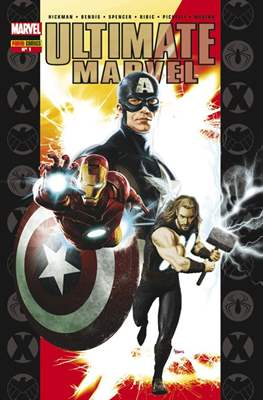 Ultimate Marvel (2012-2016) (Rústica) #1