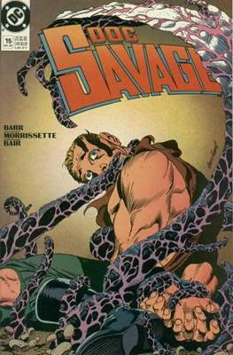 Doc Savage Vol 2 (1988-1990) (Comic-book.) #15